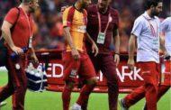 بلهندة يغيب لفترة طويلة عن الملاعب بعد تعرضه لإصابة خطيرة في الدوري التركي