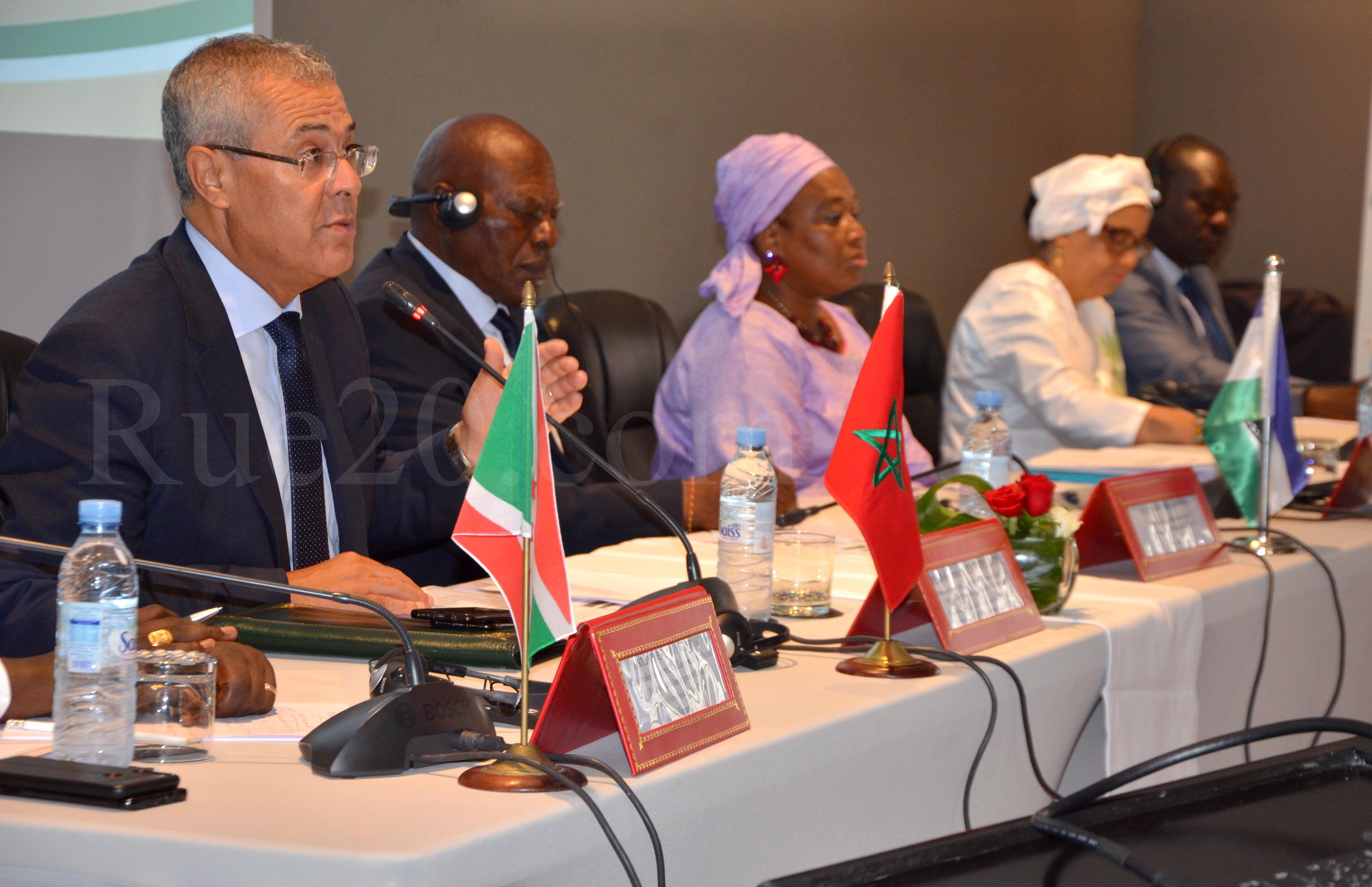 الأفارقة يُشددون من الرباط على أهمية تحديث الإدارة وتعزيز اللامركزية والحكامة المحلية