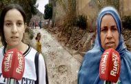 فيديو. معاناة يومية لتلاميذ الأسر بالمناطق الوعرة ببني ملال