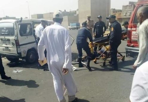 إصابة عسكري في حادث سير خطير بالداخلة !