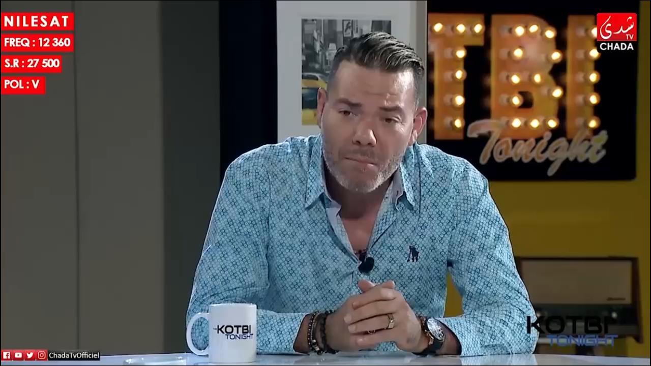 مقولة عادل الميلودي 'لي ماضربش مرتو ماشي راجل' تتسبب في إيقاف برنامج تلفزيوني 3 أسابيع !