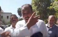 فيديو | برلماني 'السيقان العارية' يمنع الصحافة من التصوير بعد الحكم على 4 بيجيديين في ملف آيت الجيد !