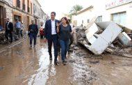 مقتل ستة أشخاص جراء الفيضانات في إسبانيا ورئيس الوزراء يزور المناطق المتضررة !