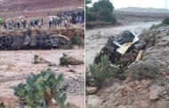 حافلة الموت بالراشيدية كانت تقل 60 راكباً .. 30 قتيلاً و 30 جريحاً !