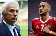 انفراد بالصورة/ حكيم زياش عميداً للمنتخب الوطني في مباراة موريتانيا (التشكيلة) !