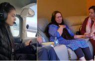 صور/ حزن ممزوج بالفخر في منزل عائلة الربانة هند التي تحطمت طائرتها بكندا !