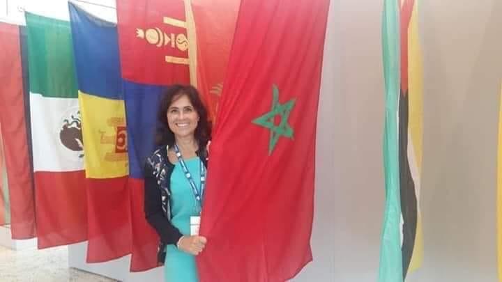 انتخاب مغربية رئيسةً للفدرالية الدولية لطب الأسنان !