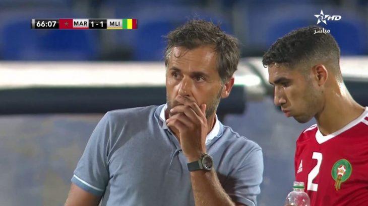 مالي تقصي المنتخب المغربي مبكراً من سباق أولمبياد طوكيو !