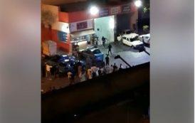 فيديو   مواجهات عنيفة بين مسلحين بطنجة !