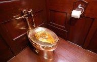 سرقة مرحاض من الذهب الخالص من داخل قصر بريطاني !