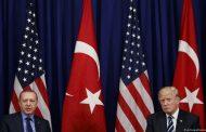 ترامب يعلن تسليط عقوبات على تركيا : سأدمرُ الإقتصاد التركي إن لم تتوقف الحرب على الأكراد
