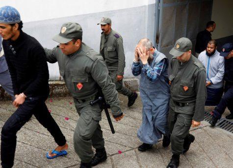 إستئنافية سلا تواصل الإستماع للمتورطين في جريمة شمهروش التي راح ضحيتها سائحتين إسكندنافيتين
