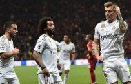 ريال مدريد يهزم غلطة سراي التركي بعقر داره في دوري أبطال أوربا