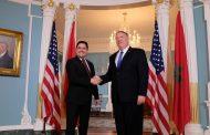 بومبيو : المعرب شريكٌ ثابت للولايات المتحدة ومُشيعٌ للأمن بالمنطقة