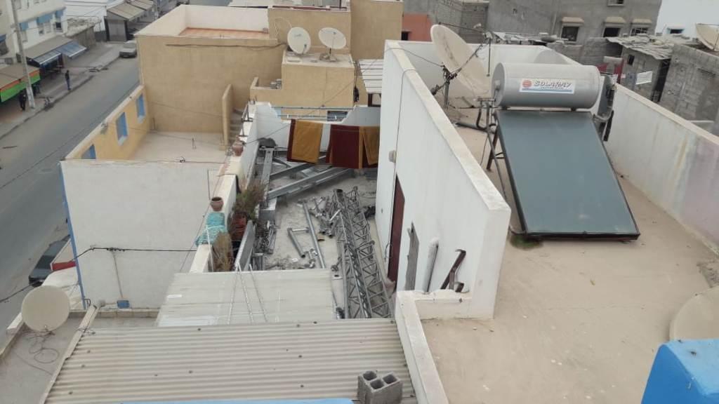 لاقط هوائي فوق منزل صهر برلماني يستنفر سلطات أورير !