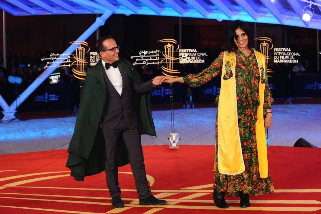 فاطمة عاطف أفضل ممثلة عربية في مهرجان مالمو !