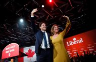 ترودو يفوز بولاية ثانية في كندا بأغلبية برلمانية ضئيلة !