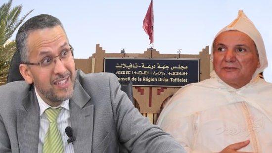 وثيقة/ الشوباني يخرق قانون الجهات و أمانة البيجيدي تخصص له جلسة محاكمة !
