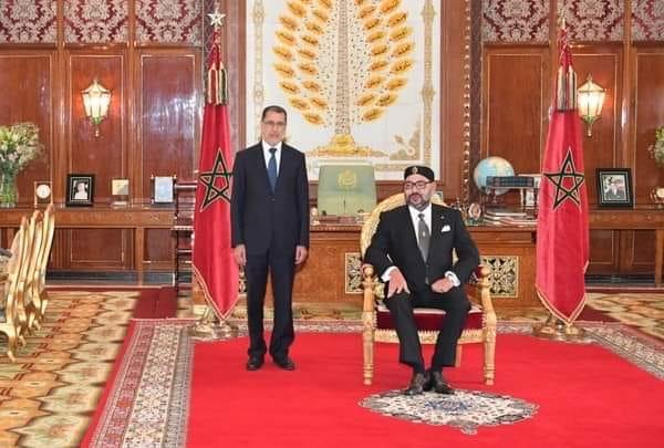 لائحة/الملك يعين هؤلاء في الحكومة .. بنعبد القادر وزيراً للعدل و خالد آيت الطالب وزيراً للصحة !