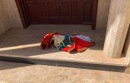 العثور على رضيع حديث الولادة أمام منزل بطانطان !