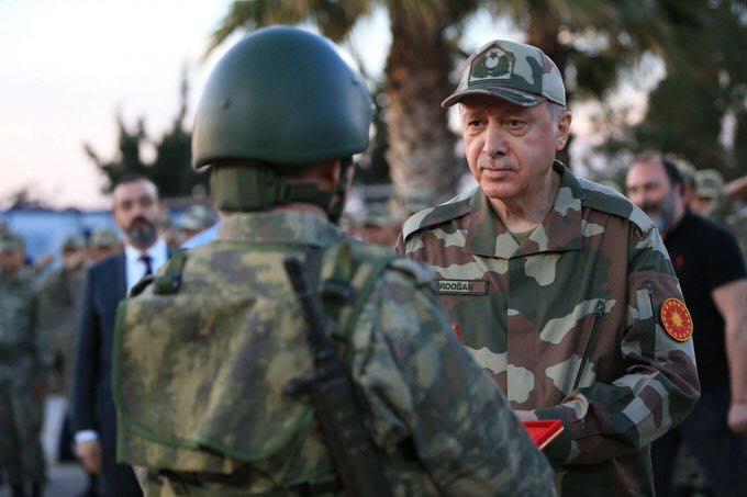 تركيا تهاجم الأكراد برا وجوا وسط تنديد دولي ووعيد أميركي !