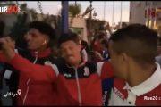 فيديو/فرحة عارمة وإحتفالات صاخبة للاعبي حسنية أكادير بالتأهل لنهائي كأس العرش
