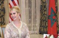 صور/إيفانكا ترامب سفيرةً للزي المغربي بوسائل الإعلام العالمية