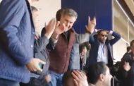 فيديو/فرحة أخنوش بتسجيل حسنية أكادير أهداف التأهل لنهائي كأس العرش