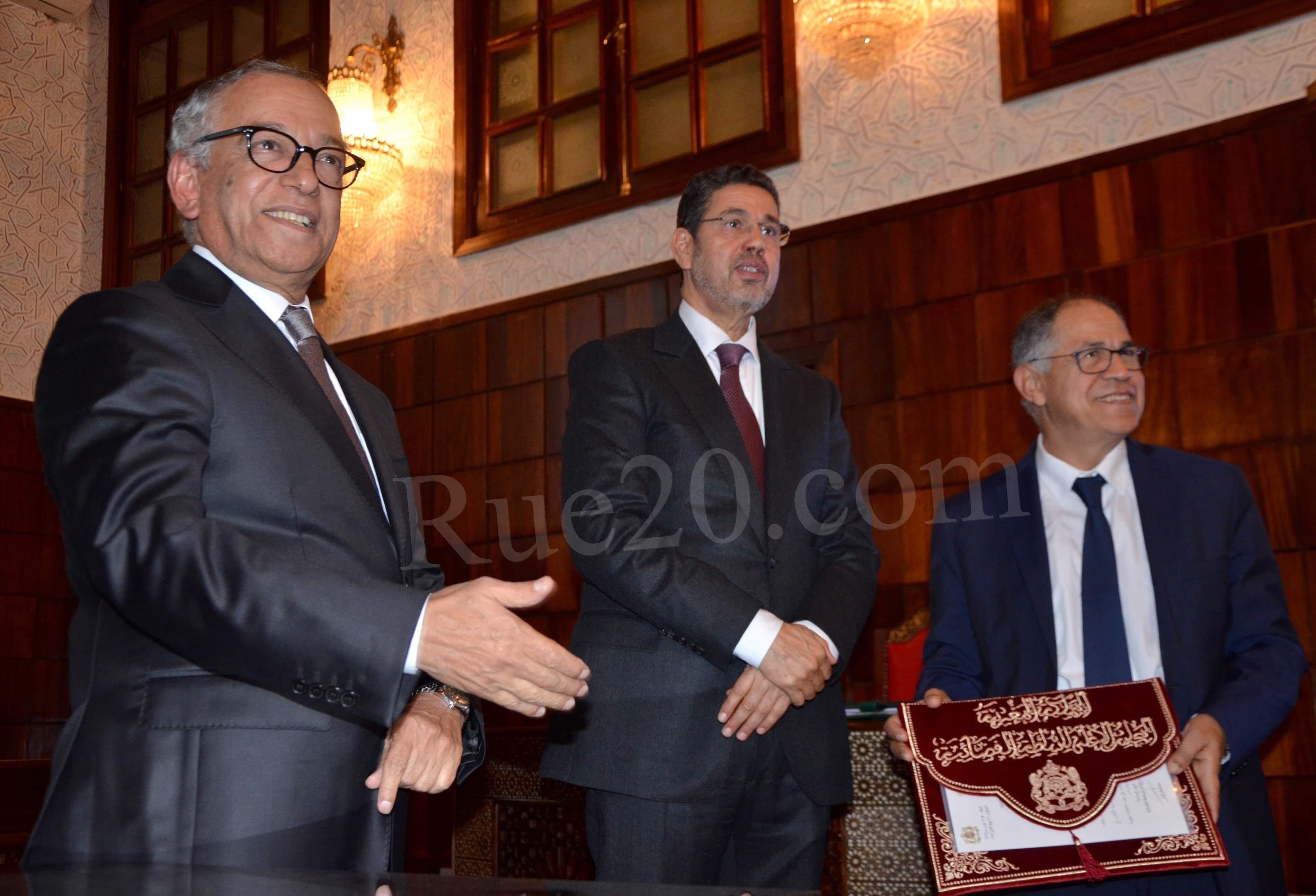 فارس للقضاة الجُدد: المغاربة ينتظرون آثار التغيير ومظاهر الإصلاح في سلوككم
