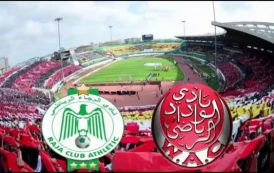 الرجاء يحتج ويُطالبُ بتغيير حكم مباراته أمام الوداد في كأس محمد السادس للأندية العربية