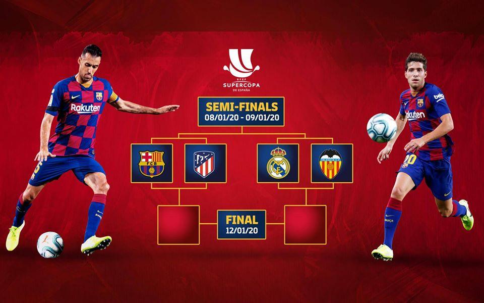 الإتحاد الإسباني يختار السعودية بدل المغرب لاحتضان كأس السوبر الإسباني لمدة ثلاث سنوات !