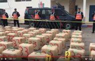 فيديو | حجز أزيد من 3 طن من مخدر الشيرا بالدريوش كانت معدة للتهريب إلى أوربا !
