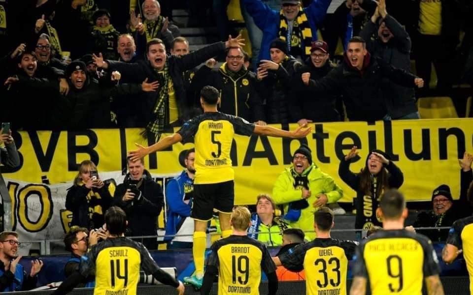 حكيمي مرشح لجائزة أفضل لاعب في الجولة الرابعة من دوري أبطال أوروبا !