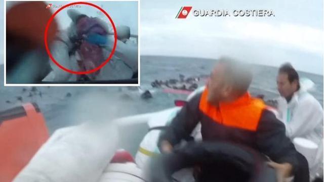 مأساة بالفيديو/ مصرع أم مغربية و إنقاذ ابنتيها في السواحل الإيطالية !