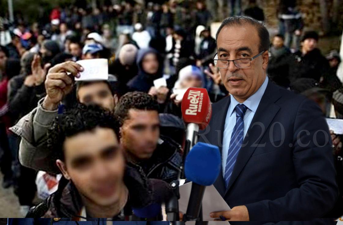 عبيابة : المغرب لم يتوصل بأي إخبار رسمي من إيطاليا حول إعادة مهاجرين سريين !