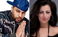 فيديو/ الرابور مسلم يتزوج بالممثلة أمال صقر !