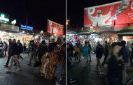 صور/ رئيس الوزراء القطري الأسبق يتجول في جامع الفنا !