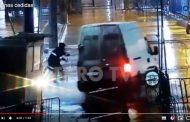 فيديو | لحظة اقتحام سيارة محملة بالمهاجرين لمعبر سبتة !