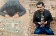 فيديو مؤثر/ الممثل ربيع القاطي يعثر على قبر والده في الصحراء بعد 38 سنة من البحث !