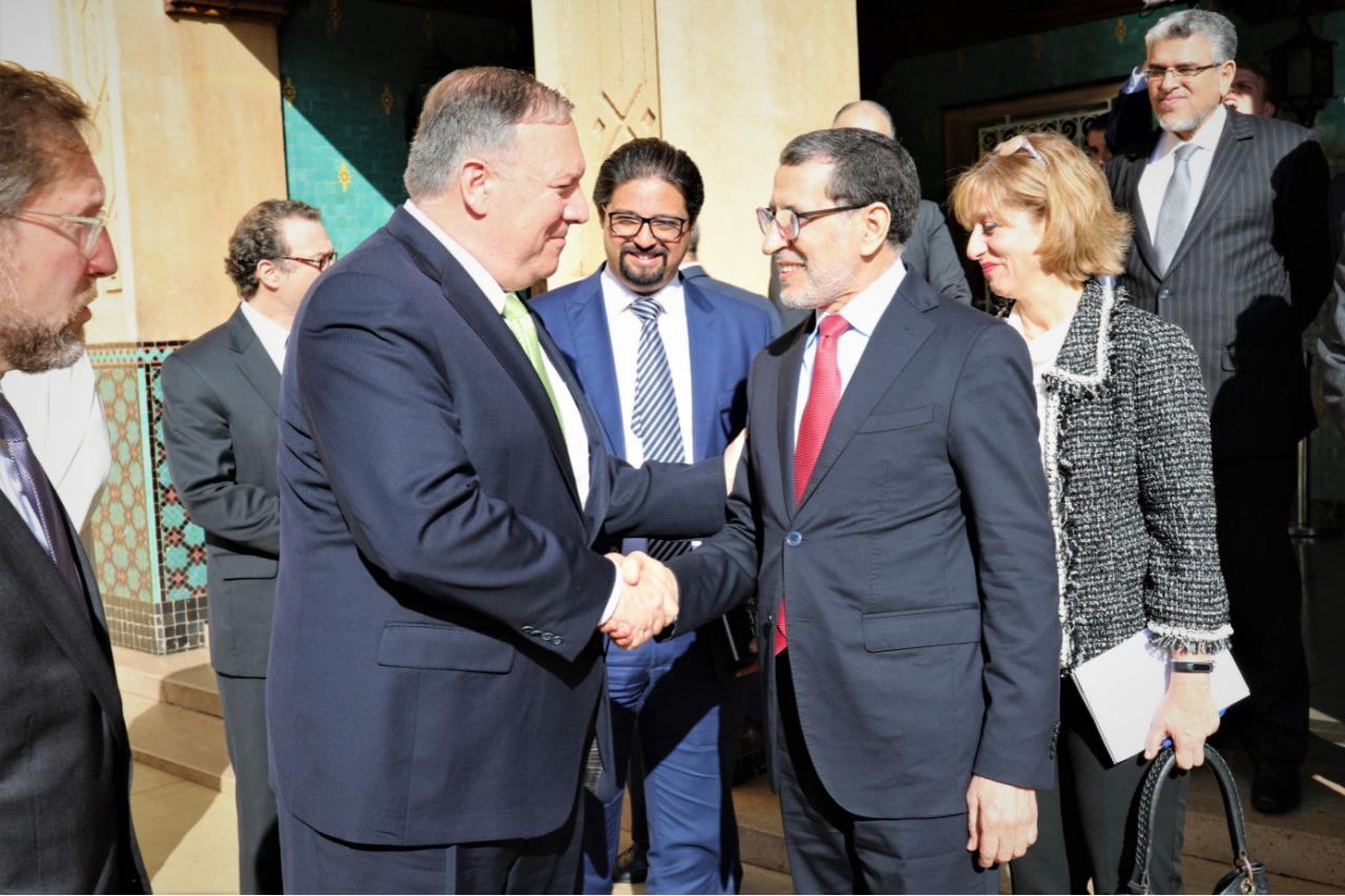 پُومبيو : المغرب صديقٌ عظيم لنا يستحقُ أن ندعمُ إقتصاده