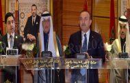 فيديو/كلمة وزراء خارجية المغرب وتركيا والسعودية بالرباط