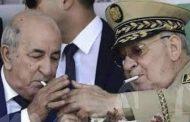 قائد الجيش الجزائري يُنصبُ تبون رئيساً وسط دعوات غاضبة للإطاحة به