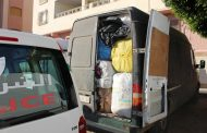 صور/ الأمن يشدد الخناق على المهربين بالناظور ويحجز 4 سيارات وأطنان الملابس المهربة !