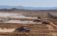 صور/ المغرب يستعرض دبابات صينية/ روسية/ فرنسية/ في مناورات عسكرية بكرسيف !