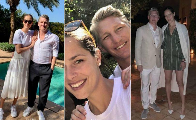 صور/ شفاينشتايغر وإيفانوفيتش يقضيان عيد الشكر في مراكش !