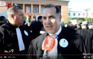 فيديو | نقيب المحامين بالرباط : تصويت البرلمان على المادة 9 ردة قانونية !