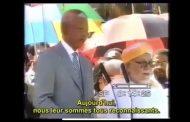 فيديو/حينما إعترف مانديلا بدعم المغرب مالياً وعسكرياً لجنوب أفريقيا