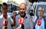 فيديو/القيامة نايضة عوتاني بين حافلات النقل الحضري وسائقي الطاكسيات بالرباط