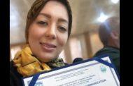 الفائزة بجائزة في مؤتمر معالجة النفايات السائلة والحفاظ على البيئة تكشف لـRue20.Com تفاصيل تتويجها