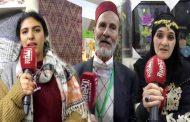 فيديو/حرفيون يستعرضون مهاراتهم الفنية بالأسبوع الوطني للصناعة التقليدية بمراكش
